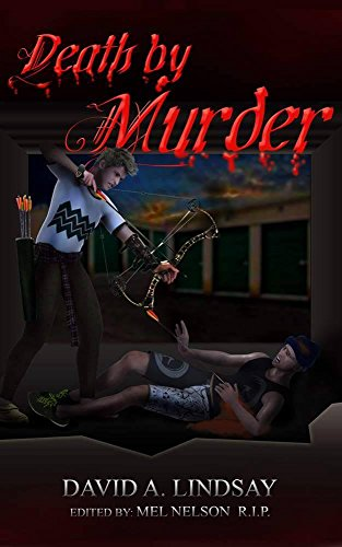 Book Cover Death by Murder