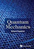 Book Cover Quantum Mechanics