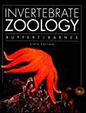 Book Cover Invertebrate Zoology by Edward E. Ruppert (December 24,1993)