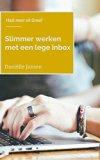 Book Cover Slimmer werken met een lege inbox: Haal meer uit je Gmail (Dutch Edition)