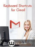 Book Cover Keyboard Shortcuts for Gmail