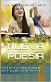 Book Cover NUEVA POESÍA: Ven a mi fiesta con tu división de sombras y aún con tus misterios (VIRGEN DE LA FAROLA nº 1) (Spanish Edition)