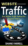 Book Cover Website Traffic: Free Website Traffic Siphons For Targeted Visitors