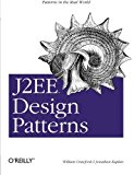 Book Cover J2EE Design Patterns by William Crawford (2003-10-04)