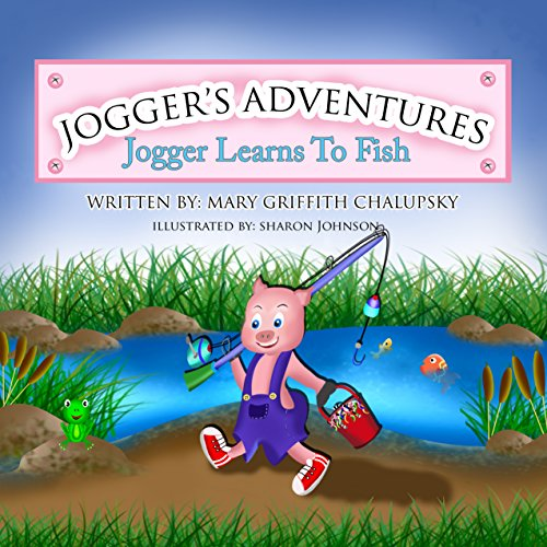 Jogger's Adventures - Jogger Learns To Fish