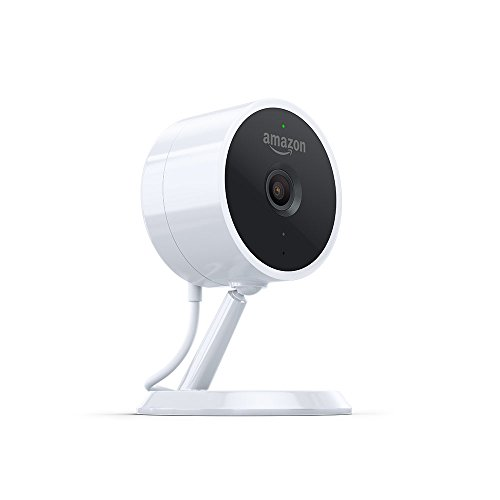 Book Cover Amazon Cloud Cam Security Camera, Works with Alexa