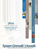 Book Cover DAVIS - STIRLING COMMON INTEREST DEVELOPMENT ACT 2016 EDITION