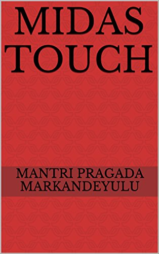 Book Cover MIDAS TOUCH