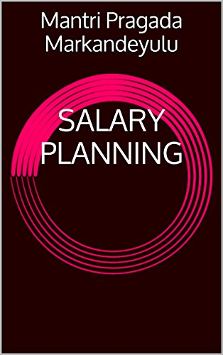Book Cover SALARY  PLANNING