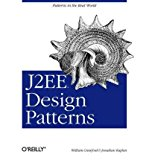 Book Cover BY Crawford, William ( Author ) [{ J2EE Design Patterns By Crawford, William ( Author ) Oct - 04- 2003 ( Paperback ) } ]