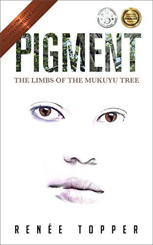 Book Cover PIGMENT: The Limbs of the Mukuyu Tree