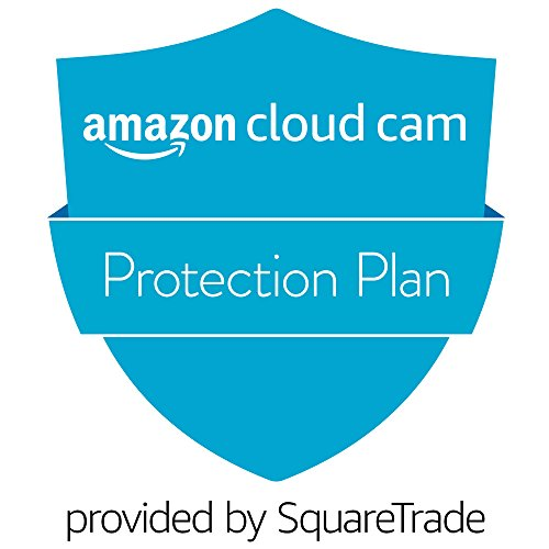 Book Cover 2-Year Protection Plan plus Accident Protection for Amazon Cloud Cam (delivered via e-mail)