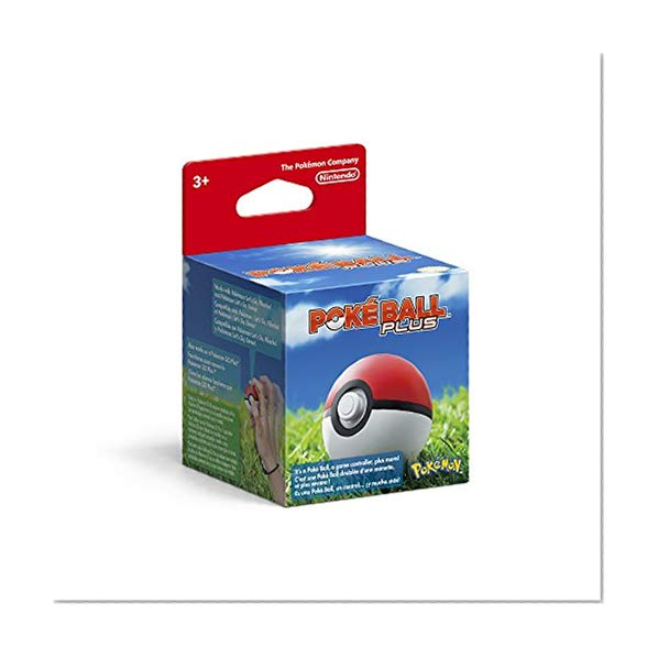 Book Cover Poké Ball Plus