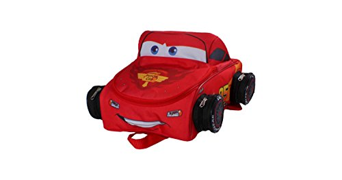 Book Cover Disney Pixar Cars 3 Speed Kids Backpack - 12