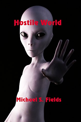 Book Cover Hostile World