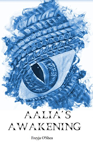Book Cover Aalia's Awakening (Dragonbonds Book 1)
