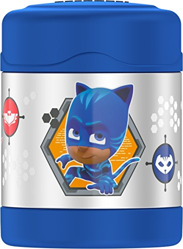 Book Cover Thermos Funtainer 10 Ounce Food Jar, Pj Masks