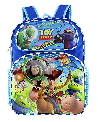Book Cover Toy Story Large 16 inch Backpack - 13552