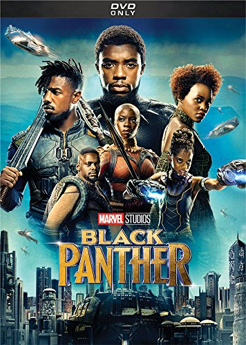 Book Cover Black Panther