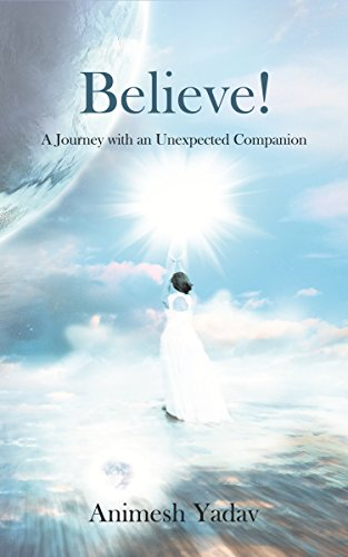 Book Cover Believe: A Journey with an Unexpected Companion