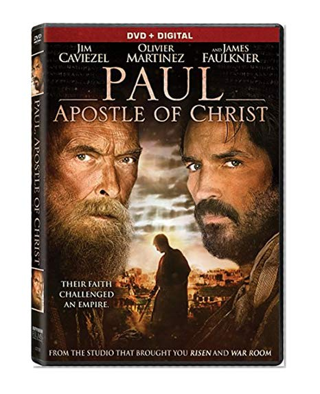 Book Cover Paul, Apostle of Christ