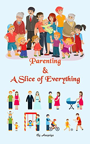 Book Cover Parenting & A Slice Of Everything