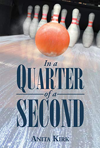 Book Cover In a Quarter of a Second