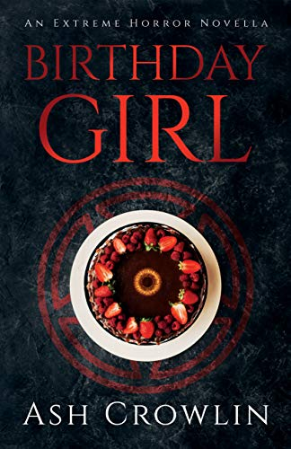 Book Cover Birthday Girl