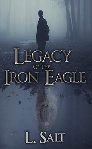Book Cover Legacy of the Iron Eagle