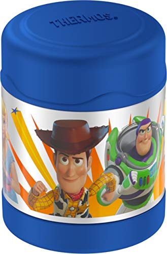 Book Cover Thermos Funtainer 10 Ounce Food Jar, Toy Story 4