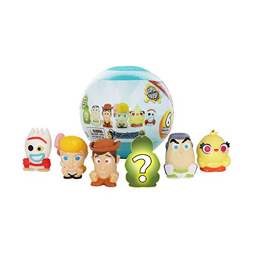 Book Cover Basic Fun Official Mash'ems Super Sphere - Toy Story 4 Series 1 - Squishy Collectible Figures - 6 Pack - Amazon Exclusive