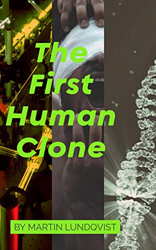 Book Cover The first human clone